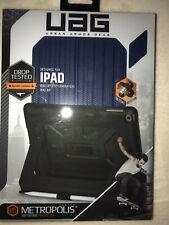 UAG Folio iPad 9.7 (2017 5th & 2018 6th Gen) Feather-Light Rugged COBALT Case Z