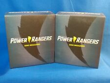 """2X Power Rangers Dino Megazord 4"""" ~ Lootcrate Exclusive ~ Sealed ~ Lot of Two"""