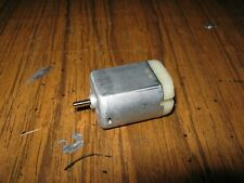 1/24 OR 1/32 VINTAGE SLOT CAR MOTOR MM-1 VINTAGE NOS GREAT 16D REPLACEMENT  ID#2