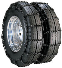 Grizzlar GSL-4219CAM Alloy V-Bar Tire Chains Ladder LT SUV 7.00-16LT 215/75-16