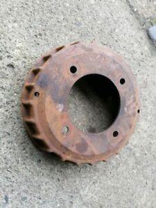 1 x Bremstrommel für Wartburg 353 DDR gebraucht -- guter Zustand -- ------