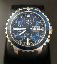 Cronografo FORTIS b-42 marinemaster Blue ref. 671.15.45 L