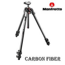 Manfrotto Tripod MT190CXPRO3 Carbon Fiber Legs w/ Q90 Column Black 3 Section