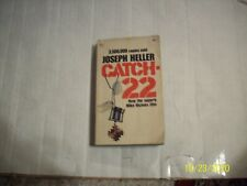 CATCH 22 BY JOSEPH HELLER FIRST PRINTING MAY 1970