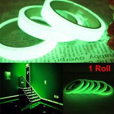 Glow In The Dark Luminous Fluorescent Night Self-adhesive Sticker Safety Tape