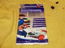 1 pack ~ Large (19.7 x 33.5) Space Saver Vacuum Compressed Storage Bag Seal Orga