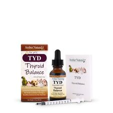 Tyd- helps to support the normal daily functions of the thyroid