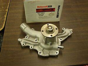 NOS OEM Ford 1988 Mercury Merkur Scorpio Water Pump 2.9L V6
