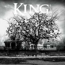 King 810 - Memoirs Of A Murderer (NEW CD)