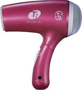 T3 Bespoke Labs Overnight Ionic Ceramic Hair Dryer Pink No. 83818-P