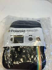 Polaroid Neoprene Pouch for The Polaroid Snap & Snap Touch Instant Camera Black