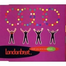 Londonbeat Lover you send me colours (1992) [Maxi-CD]