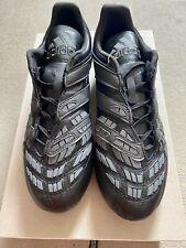 New listing Adidas Predator Accelerator FG Sz9 Remake Blackout Mania Absoulte