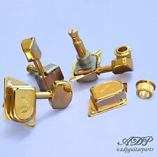 MECANIQUES SCHALLER VINTAGE Original F-Series 70's 6L Tuner GOLD SC501156