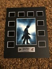 Harry Potter and the Goblet of Fire Mini Film Cell Collection With COA!!!