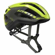 Scott Centric Plus Cycle Helmet Yellow RC/DK Grey New RRP £154.99