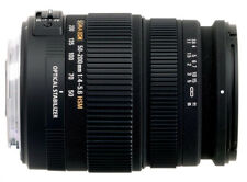 Sigma 50-200mm F/4-5.6 DC OS HSM OS For Canon