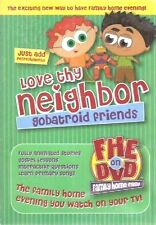 Love thy Neighbor gobatroid friends FHE on DVD Family Home Easy Evening NEW