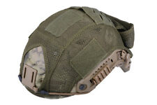Fast Helmet cover - AIRSOFT AEG SOFTAIR funda para casco GREEN