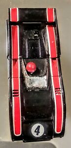 Tyco Pro McLaren #4 black and red body only