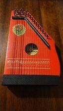 MUSIMA Vintage German String Harp 70's Markneukirchen
