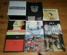 Radiohead - Radiohead (Limited Edition 7 CD Album Box Set 2007)