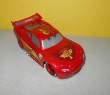 The Real Lightning McQueen Interactive RC Vehicle Air Hogs Spin Master 2011