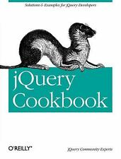 jQuery Cookbook: Solutions & Examples for jQuery Developers Animal Guide