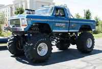 Greenlight PRE-ORDER Bigfoot '74 Ford F250 Monster Truck 48-Inch Tire 1/18 13537