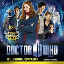 Doctor Who: the Essential Companion NEW audiobook 2-CD Alex Price