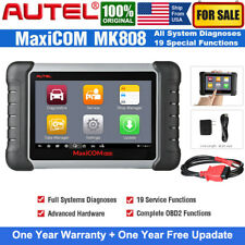 Autel MaxiCOM MK808 OBD2 Diagnostic Scan Tool ALL Systems Tablet Scanner TPMS