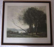 Mezzotint Landscape Art Prints