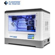 Flashforge Dreamer 3D Printer Touchscreen Wi-Fi Dual Extruder PLA/ABS Enclosed