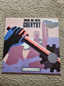 Big Country album - Steeltown