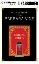 THE CHILD'S CHILD (A Novel) unabridged audio book on CD by BARBARA VINE