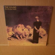 """Sound """"From The Lions Mouth"""" New Zealand Pressing LP *"""