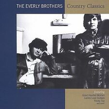 Country Classics by The Everly Brothers  CD BRAND NEW at Musica Monette #224