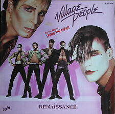"VILLAGE PEOPLE ""RENAISSANCE""  33T LP"
