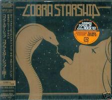 Cobra Starship - While the City Sleeps We Rule the Streets - Japan CD+1BONUS NEW