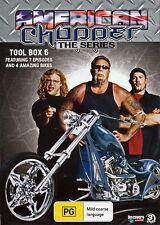 American Chopper - Tool Box 6 - NEW DVD