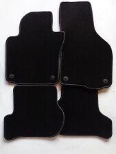 Autoteppiche Fußmatten für Skoda Octavia 2 Typ 1Z ab 2004-2013 Velours Bef. rund