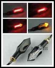 Rear LED Turn Signal & TAIL LIGHT Blinker For Honda Dual Motorcycle Dirt Bike