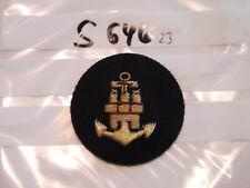 Marine Handelsmarine Armabzeichen Hamburg 1 Stück (s646)