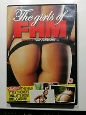 The Girls Of FHM DVD - 90 Minutes of Bouncy Action High Street Honeys 2005 Film