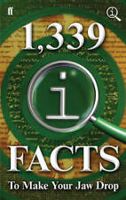 1,339 QI Facts To Make Your Jaw Drop, Mitchinson, John, Lloyd, John, New