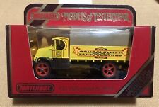 Matchbox Y30 1920 AC Mack Consolidated Motor Lines Ltd Models Of Yesteryear