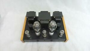 Audio Electronics ( by CARY)  300B  single ended triode valve amplifier SET