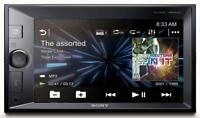 Sony XAV-V631BT Doppel-DIN MP3-Autoradio Touchscreen Bluetooth USB AUX-IN iPod