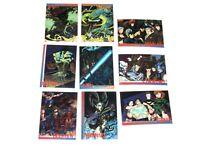 1994 WIZARD MAGAZINE SERIES 3 CHROMIUM PROMO 9 CARD SET SPAWN TODD MCFARLANE LEE
