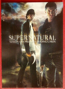 SUPERNATURAL - Season 1 - Comic Con Promo Card SN-SD2006 - Inkworks
